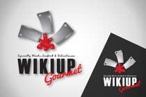 Graphic Design Inscrição do Concurso Nº75 para Wikiup Gourmet