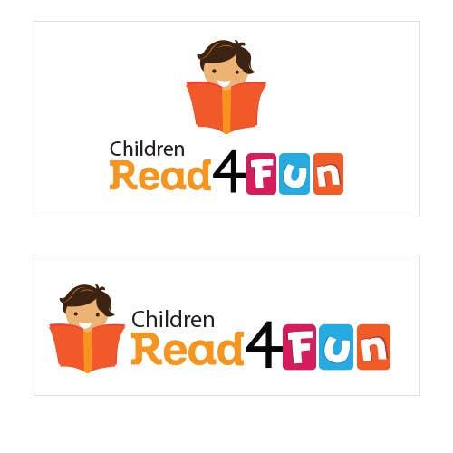 Конкурсная заявка №44 для Logo Design for Children Read For Fun