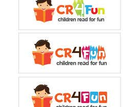 nº 77 pour Logo Design for Children Read For Fun par KreativeAgency