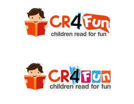 #92 cho Logo Design for Children Read For Fun bởi KreativeAgency