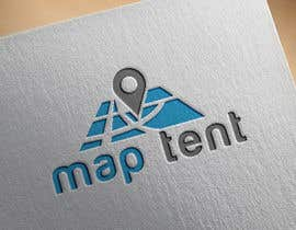 #34 for Name and Logo for startup on production of maps to be printed on T-shirts, mugs, cases.... af baharhossain80