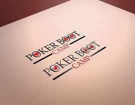 Nro 46 kilpailuun Logo Design - Poker Boot Camp käyttäjältä MOOVENDHAN07