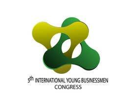 nº 73 pour Logo design for International Young Businessmen Congress par eteasif