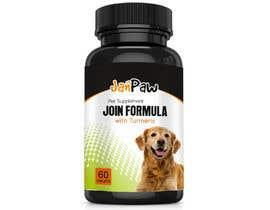 #178 untuk Label Design for Pet Vitamin Brand - JanPaw oleh CreativDes