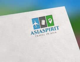 #44 for Design logo for ASIASPIRIT af arjuahamed1995