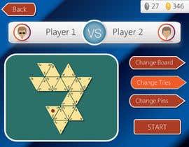 #34 for UI Design for a mobile game af liyokikon