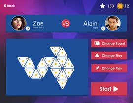 #56 for UI Design for a mobile game af arakelian