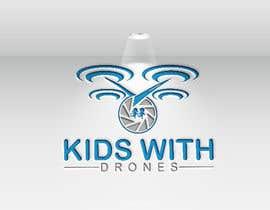 #24 Kids With Drones Logo Design részére issue01 által