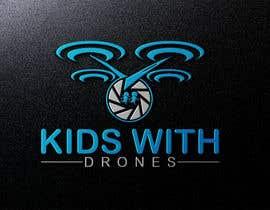 #25 Kids With Drones Logo Design részére issue01 által