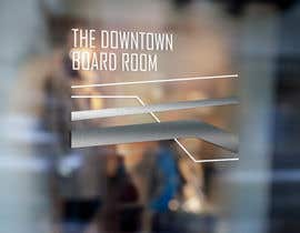 "#1 for Need Crisp/Clean Business logo designed for cleint ""The Downtown Board Room"" by dorathlmnr"