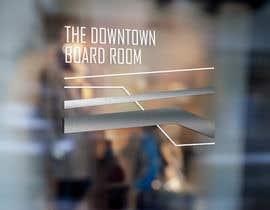 "#1 untuk Need Crisp/Clean Business logo designed for cleint ""The Downtown Board Room"" oleh dorathlmnr"