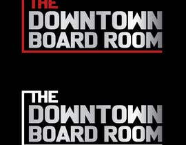 "#17 for Need Crisp/Clean Business logo designed for cleint ""The Downtown Board Room"" by RomanZab"