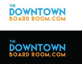 "#2 for Need Crisp/Clean Business logo designed for cleint ""The Downtown Board Room"" by mamun25g"
