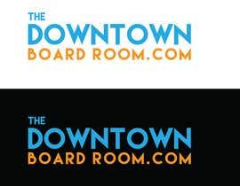 "#2 untuk Need Crisp/Clean Business logo designed for cleint ""The Downtown Board Room"" oleh mamun25g"