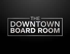 "#11 untuk Need Crisp/Clean Business logo designed for cleint ""The Downtown Board Room"" oleh lokmenshi"
