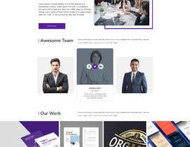 #126 untuk Build me a website for business in a few days oleh Orko30