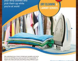 #33 for Create a Flyer - Dry Cleaning af AKAzad007