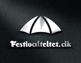 #38 for New logo for website selling pop-up tents for festivals. by Raheel25Nov