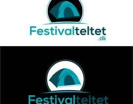#10 untuk New logo for website selling pop-up tents for festivals. oleh designgale