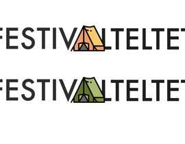 #5 untuk New logo for website selling pop-up tents for festivals. oleh aberouch
