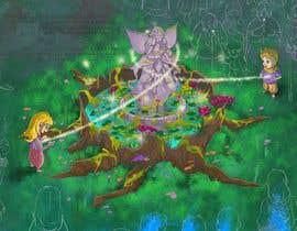 Nro 22 kilpailuun Illustrate a Sample Page of a Children's Book käyttäjältä diegonavarrete
