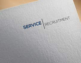 """#320 untuk Require a logo for a recruitment agency called """"Service Recruitment for hiring chefs & porters: oleh Allya24"""