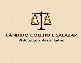#23 untuk Criação de logo e identidade visual para um escritório de advocacia (Logo and visual identity creation for a law firm) oleh carlos33motta