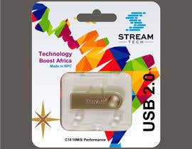 #7 for Package Design For Flash Drive and Memory Card af lukar