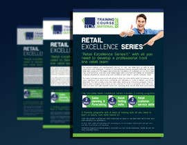 Nro 14 kilpailuun Designing two creative looking flyers for training programs käyttäjältä jaynalgfx