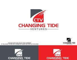 #384 for Design and Logo for Changing Tide Ventures by mughal8723