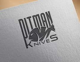 #278 untuk Logo for knife maker oleh mdnasirahmed669