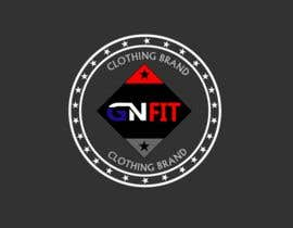 """#157 , I need a logo designed for my new clothing brand , the name will be """"GN fit"""" its a fitness clothing for men and women 来自 Arfanmahadi"""