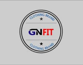 """#161 , I need a logo designed for my new clothing brand , the name will be """"GN fit"""" its a fitness clothing for men and women 来自 Arfanmahadi"""