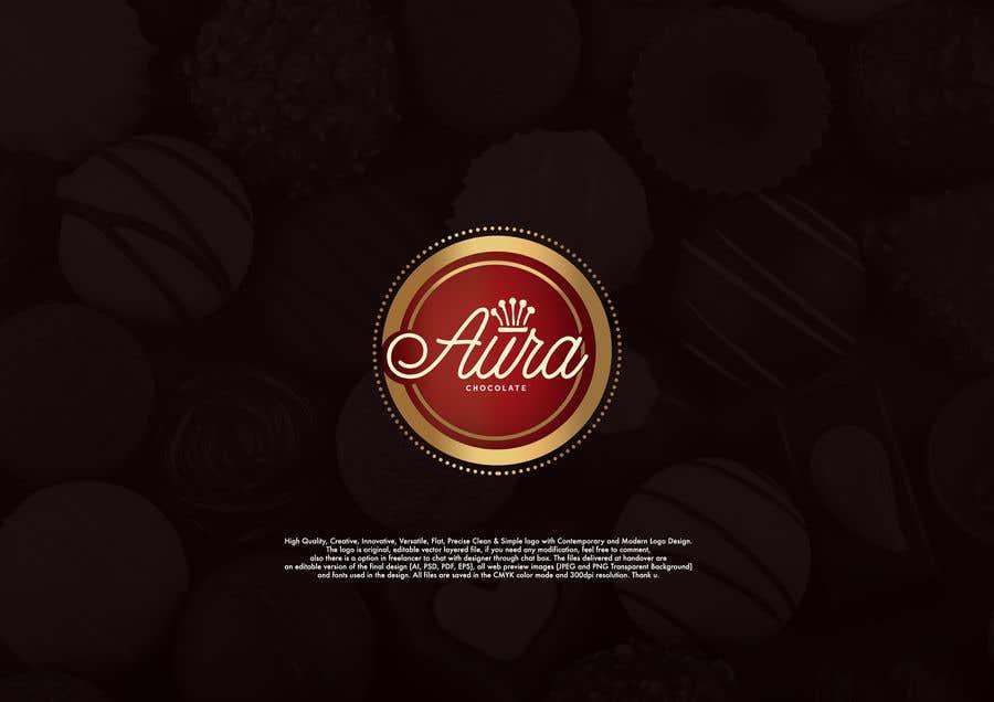 Конкурсная заявка №97 для Design a Logo & packaging for chocolate brand