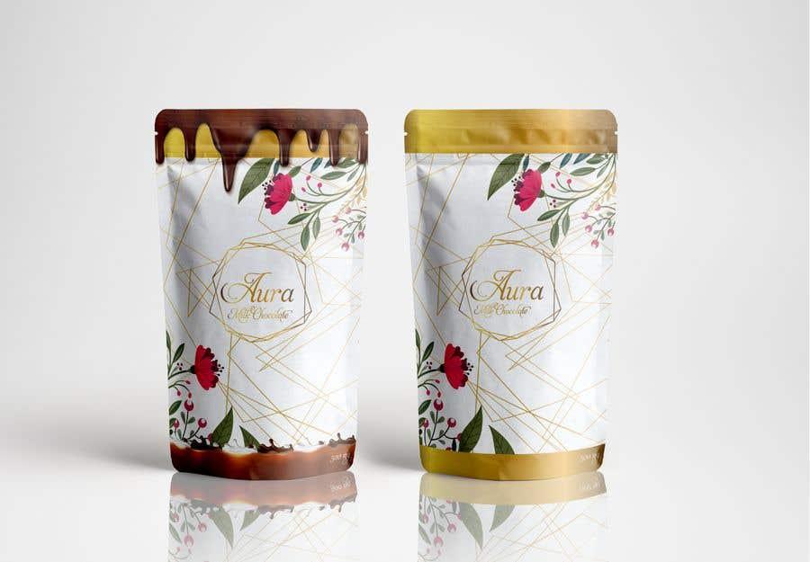 Конкурсная заявка №51 для Design a Logo & packaging for chocolate brand