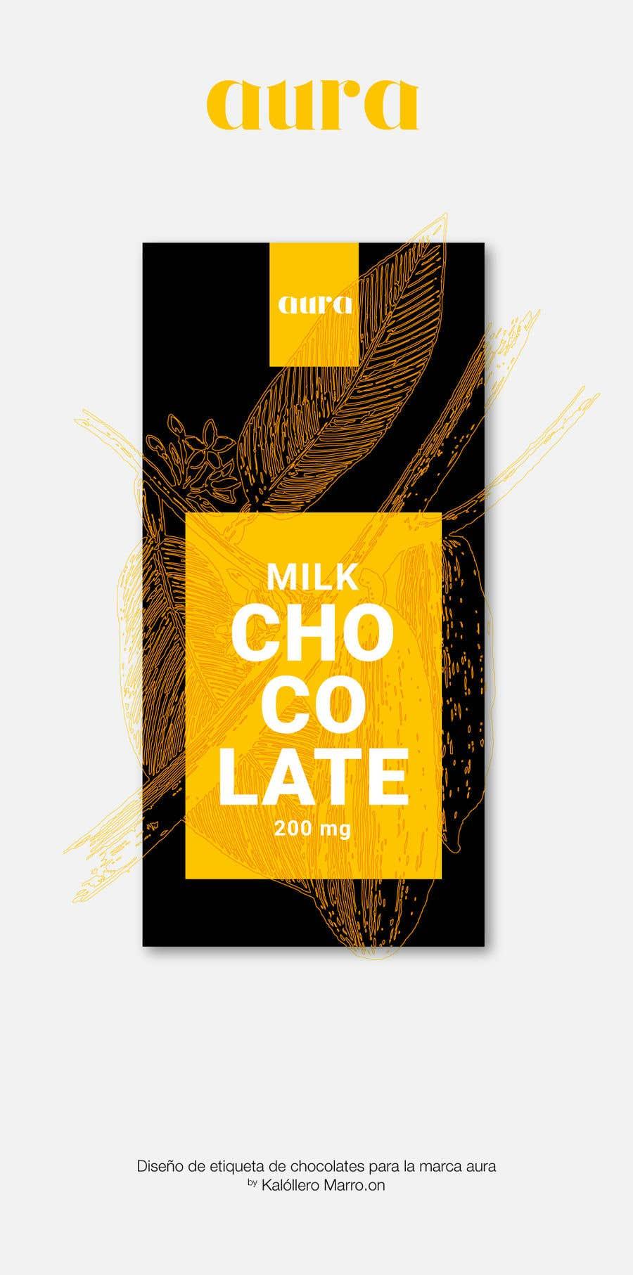 Конкурсная заявка №100 для Design a Logo & packaging for chocolate brand
