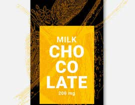 #100 для Design a Logo & packaging for chocolate brand от kalolleroMarroon
