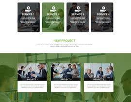 #24 cho Web Design (Bootstrap / CSS / HTML) bởi shazy9design