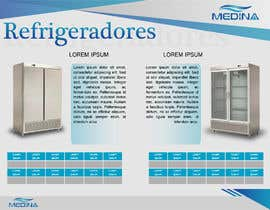 aldemedia tarafından Design a brochure PRODUCT CATALOG için no 7