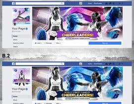 Nro 83 kilpailuun Facebook Cover and Profile Design käyttäjältä abigailyoselin20