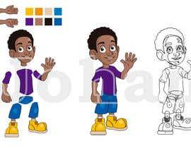 Číslo 17 pro uživatele 2d Cartoon Character design od uživatele JohanGart22