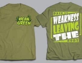 #11 para Mean Green Logo and catchphrase for team shirts de arafatrahman913