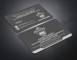 Nro 87 kilpailuun Design some Business Cards käyttäjältä Klintanmondal
