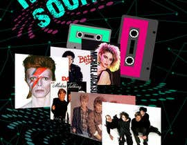 #56 for I need some Graphic Design (80s Club Night Poster) by AnaGocheva