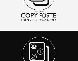 #23 para Create Logo For Copy Paste Convert Academy de ahmedspecial1