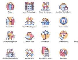#18 for Create / Update 22 Icons af pjallandhra