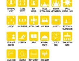 #12 for Create / Update 22 Icons af ekosugeng15