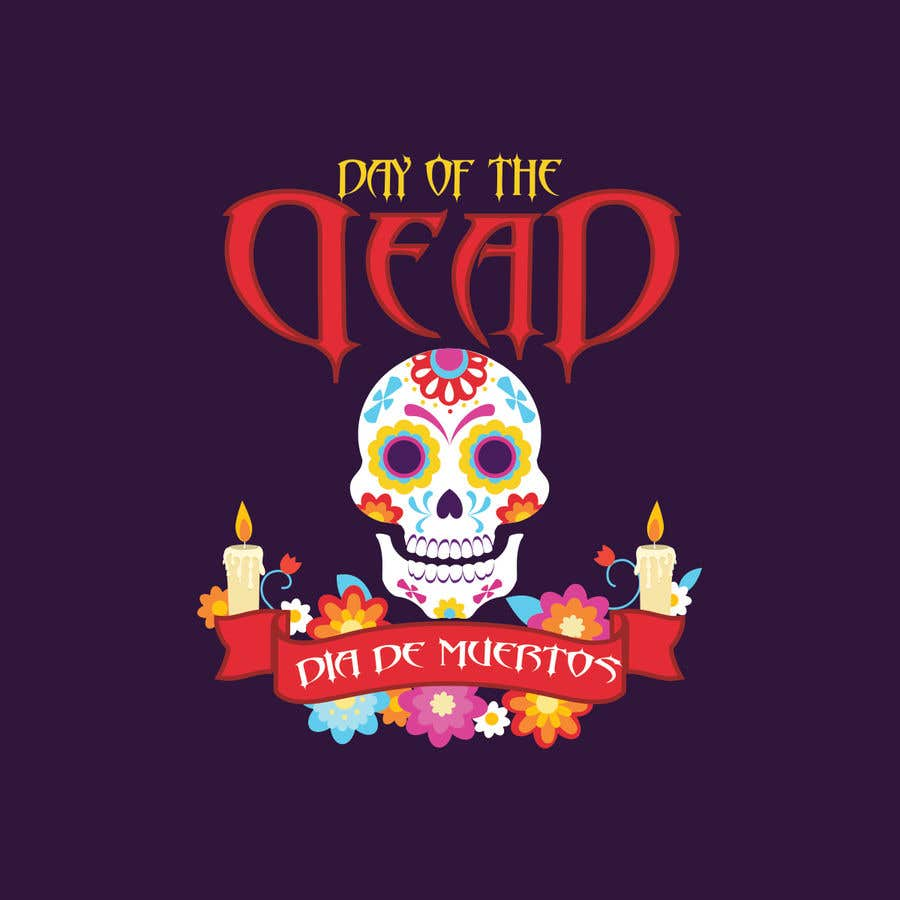 Proposition n°70 du concours Day of the Dead Logo Contest