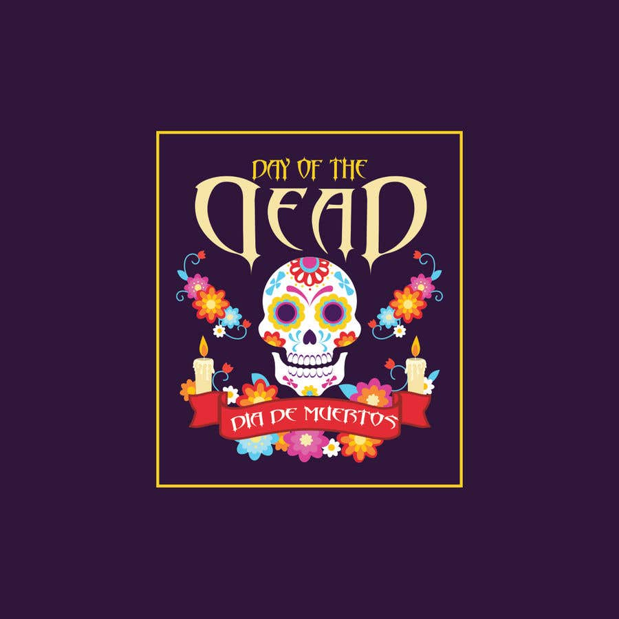 Proposition n°72 du concours Day of the Dead Logo Contest