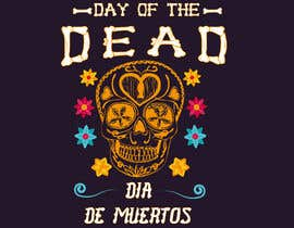 nº 86 pour Day of the Dead Logo Contest par Rayhanf